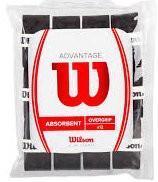 Намотка Wilson Advantage (12 шт.) black