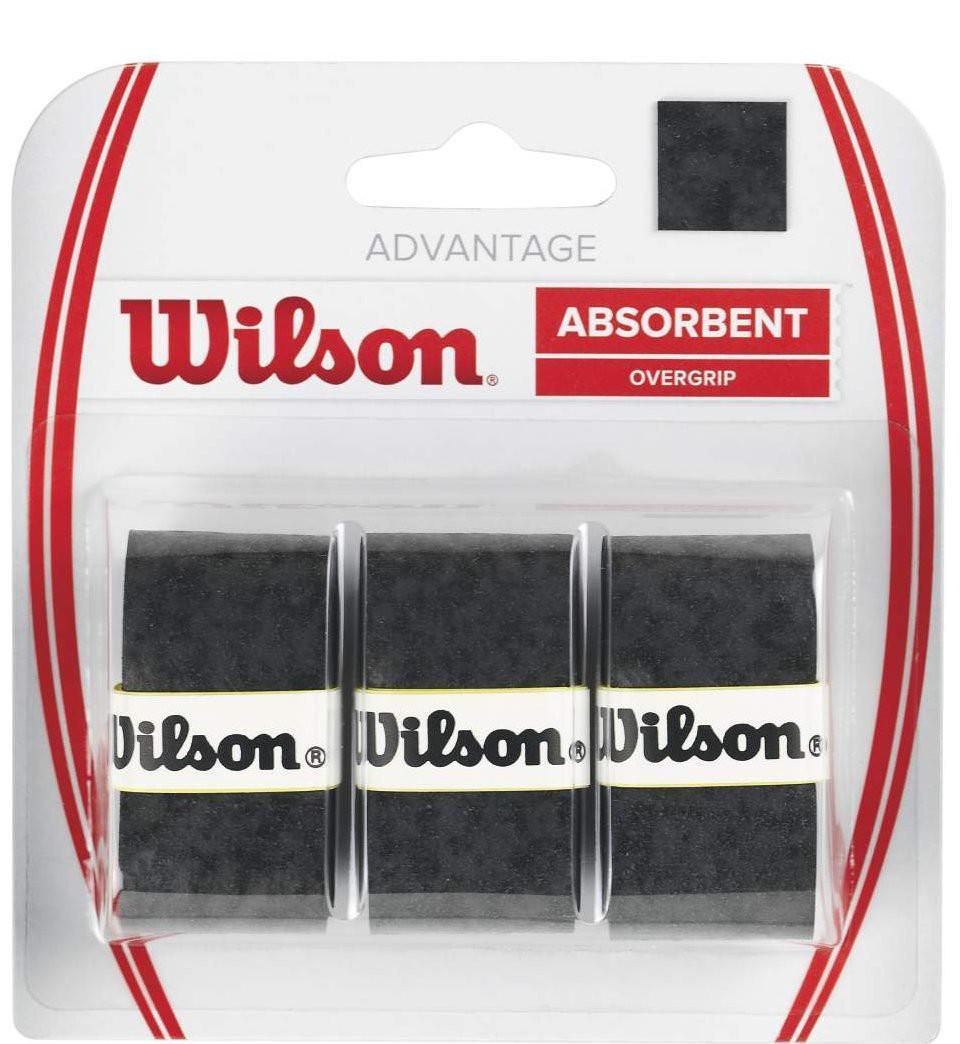 Намотка Wilson Advantage (3 шт.) black