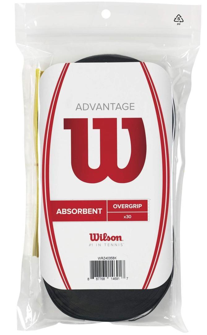 Намотка Wilson Advantage (30 шт.) black