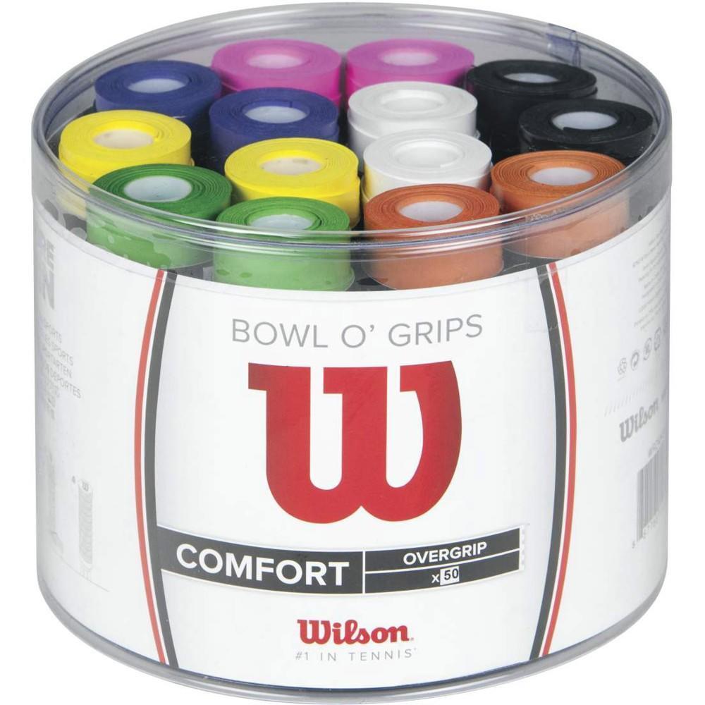 Намотка Wilson Bowl O'Grips (1 шт.) color