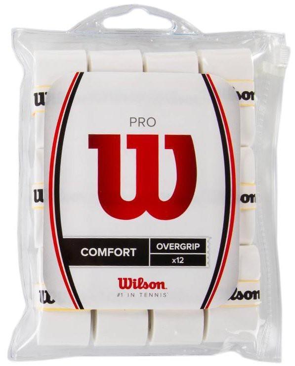 Намотка Wilson Pro (12 шт.) white