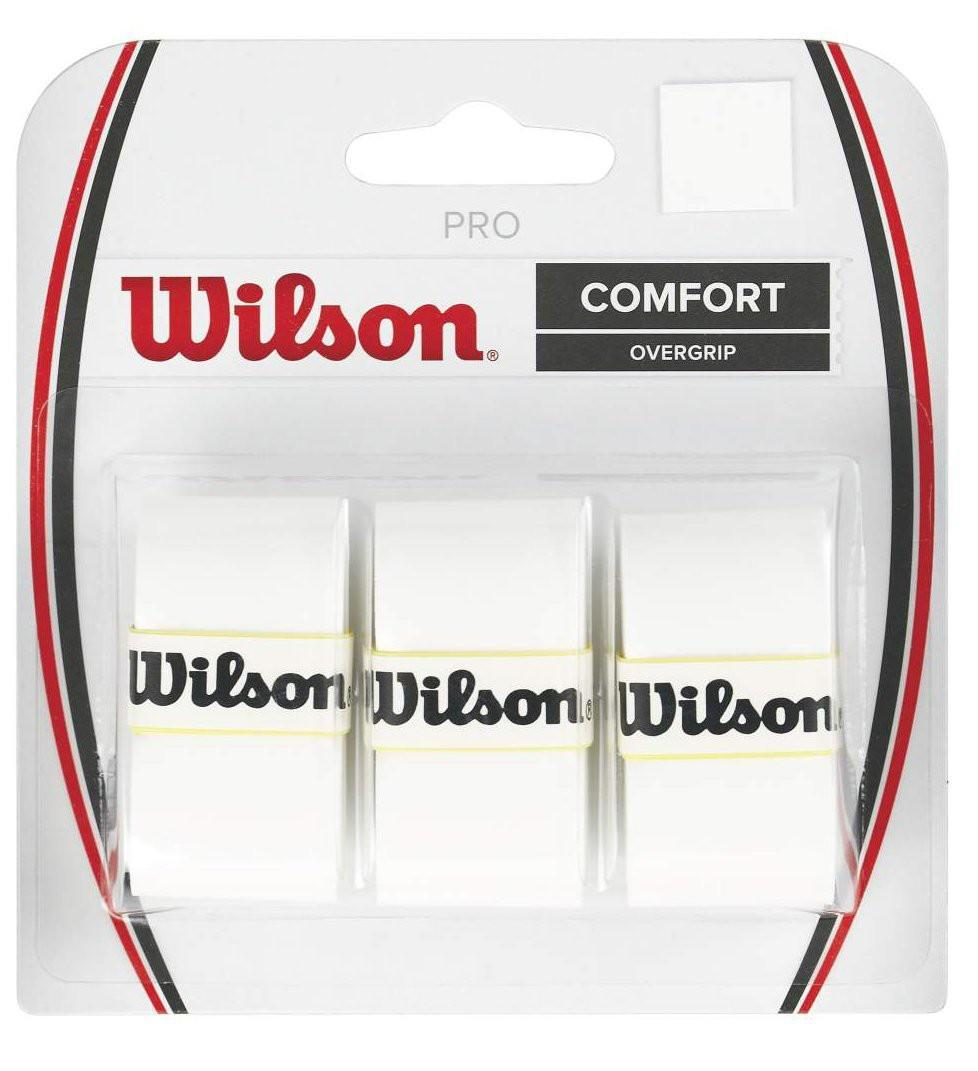 Намотка Wilson Pro (3 шт.) white