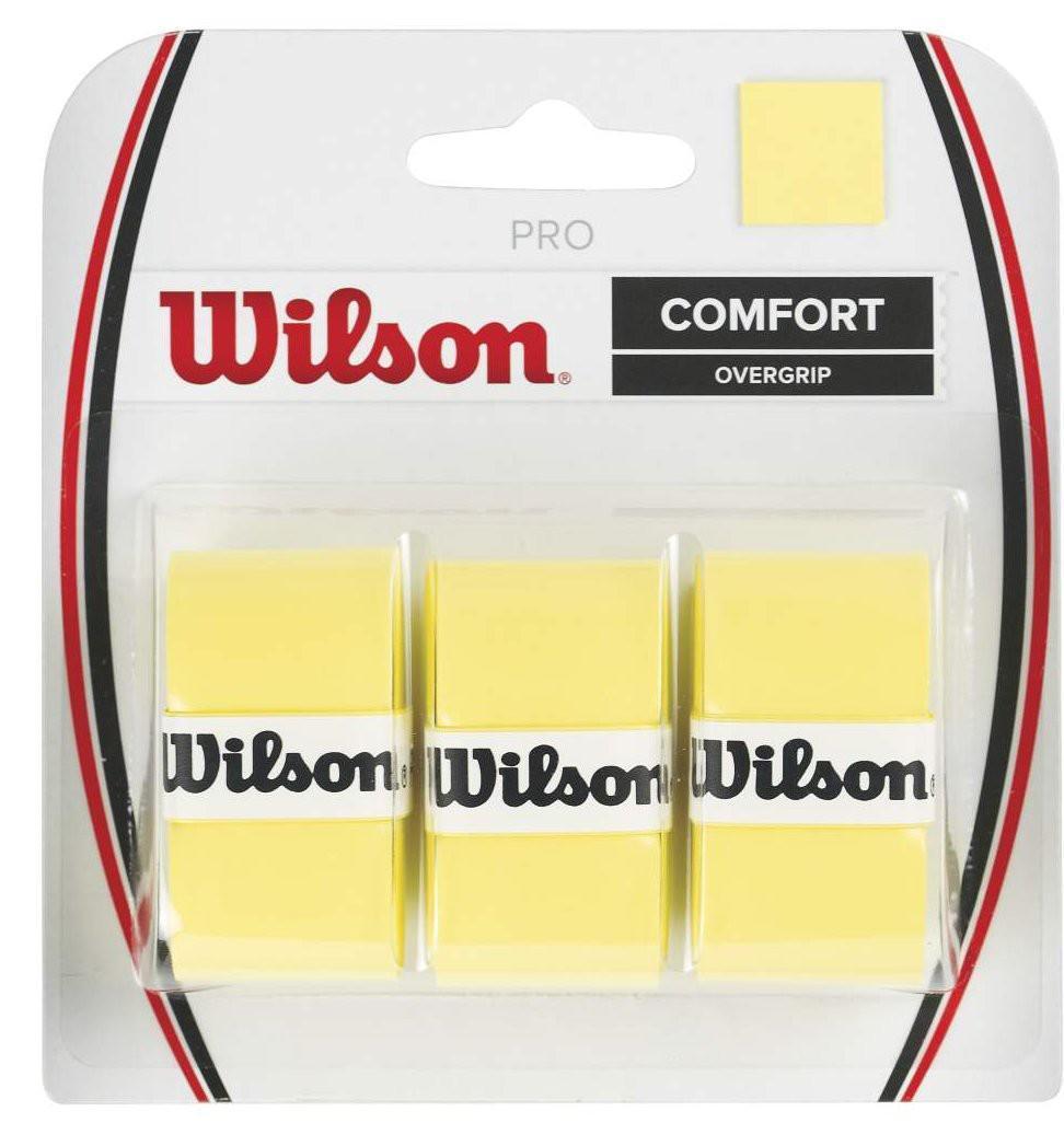Намотка Wilson Pro (3 шт.) yellow