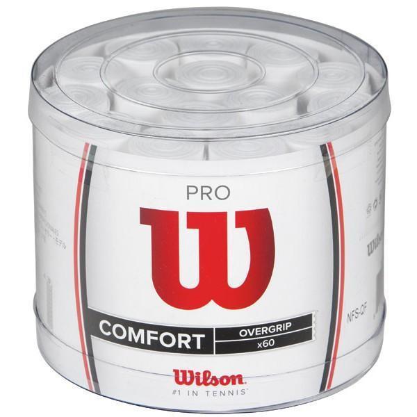 Намотка Wilson Pro Overgrip (1 шт.) white