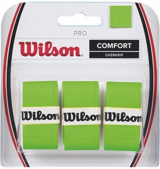 Намотка Wilson Pro Overgrip Blade (3 шт.) green