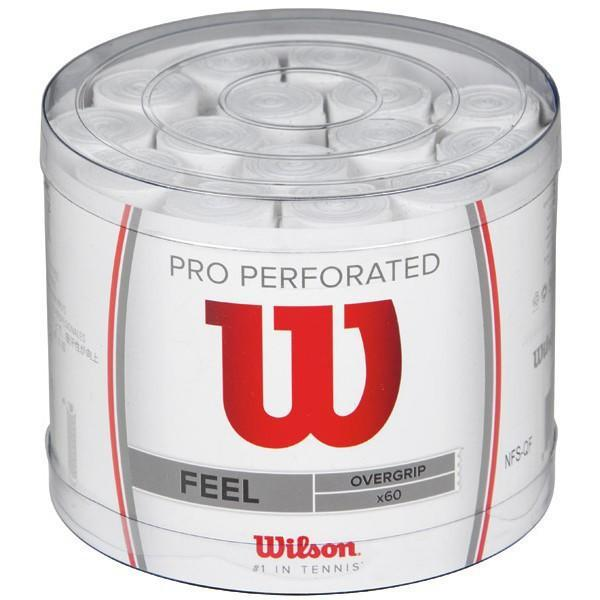 Намотка Wilson Pro Perforated (60 шт.) white