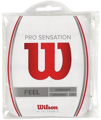Намотка Wilson Pro Sensation (12 шт.) white
