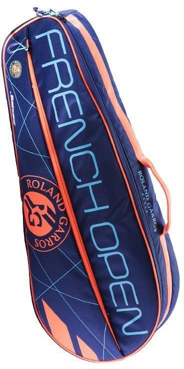 Теннисная сумка Babolat Club Roland Garros 2017 x3 blue/red