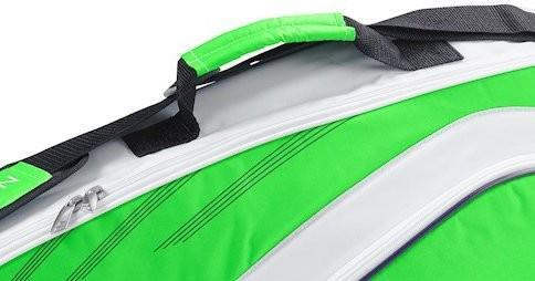 Теннисная сумка Babolat Club Wimbledon 2016 x3 green