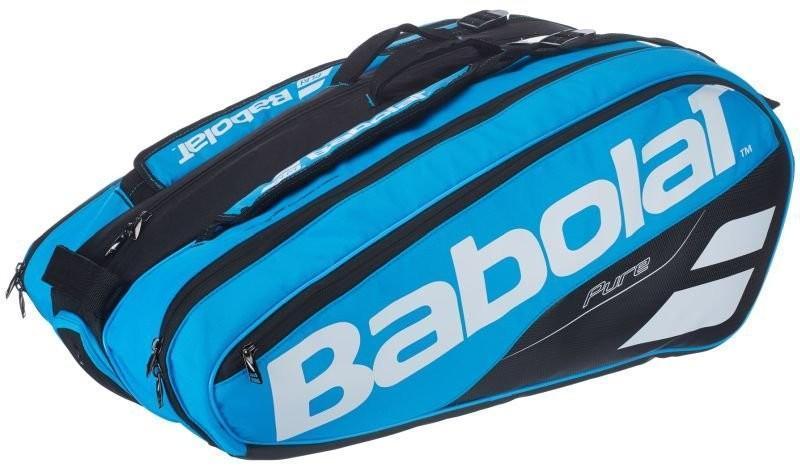 Теннисная сумка Babolat Pure Drive x12 blue/white