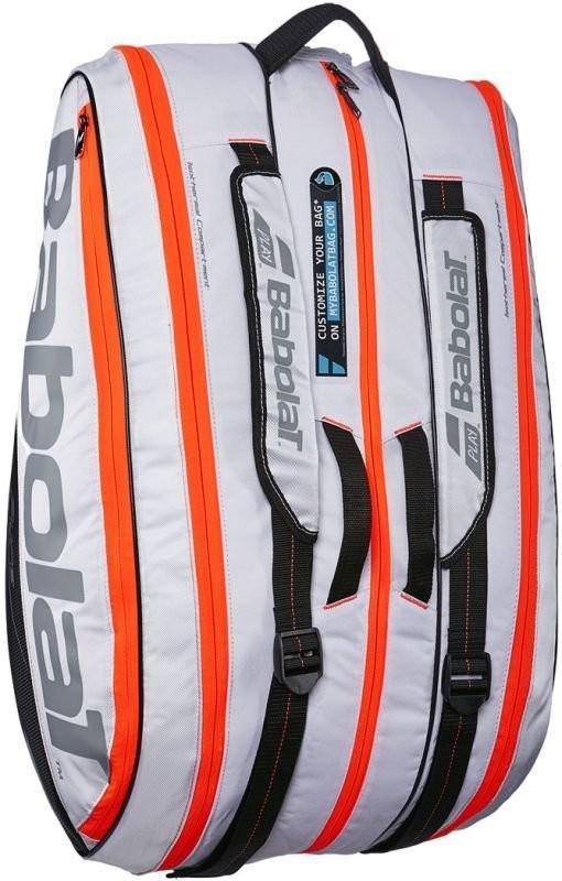 Теннисная сумка Babolat Pure Strike x12 white