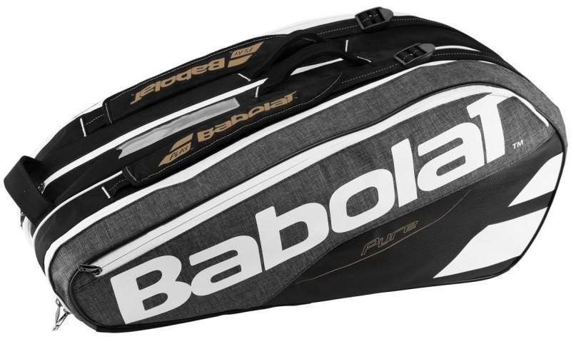Теннисная сумка Babolat Pure x9 - grey
