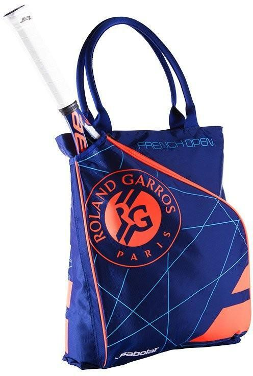 Теннисная сумка Babolat Tote Bag Roland Garros 2017 blue/red