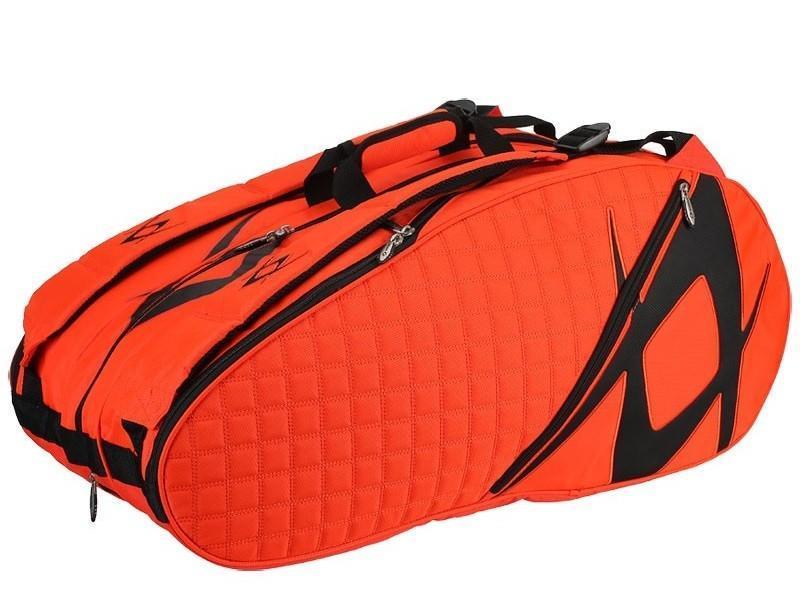 Теннисная сумка Volkl Tour 9 Pack Lava/Black Bag
