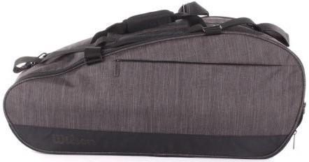 Теннисная сумка Wilson Agency 9 Pk Bag black/grey