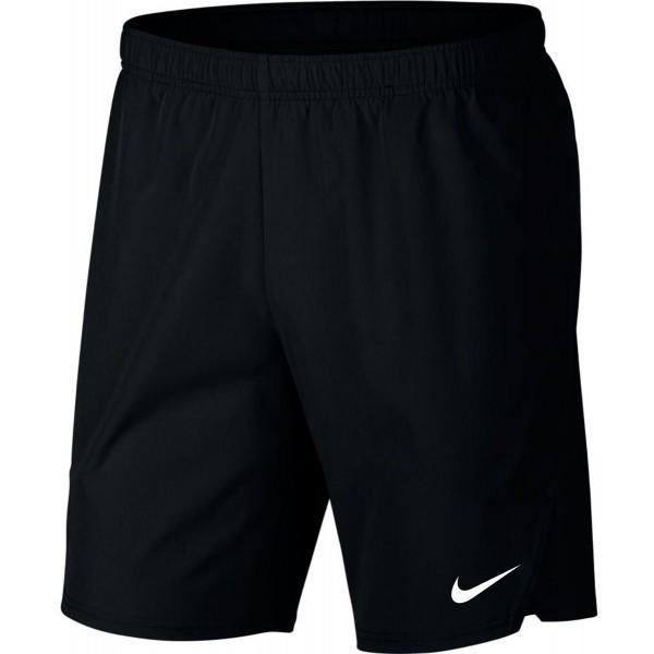 Теннисные шорты мужские Nike Flex Ace 9IN Short black/white