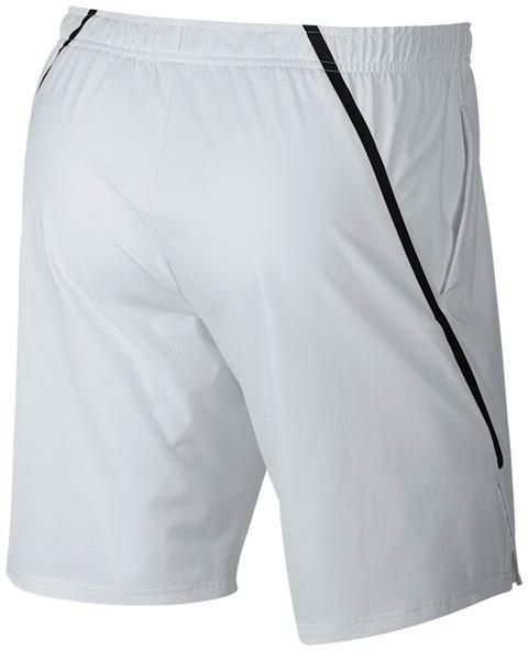 Теннисные шорты мужские Nike Flex Ace 9IN Short white