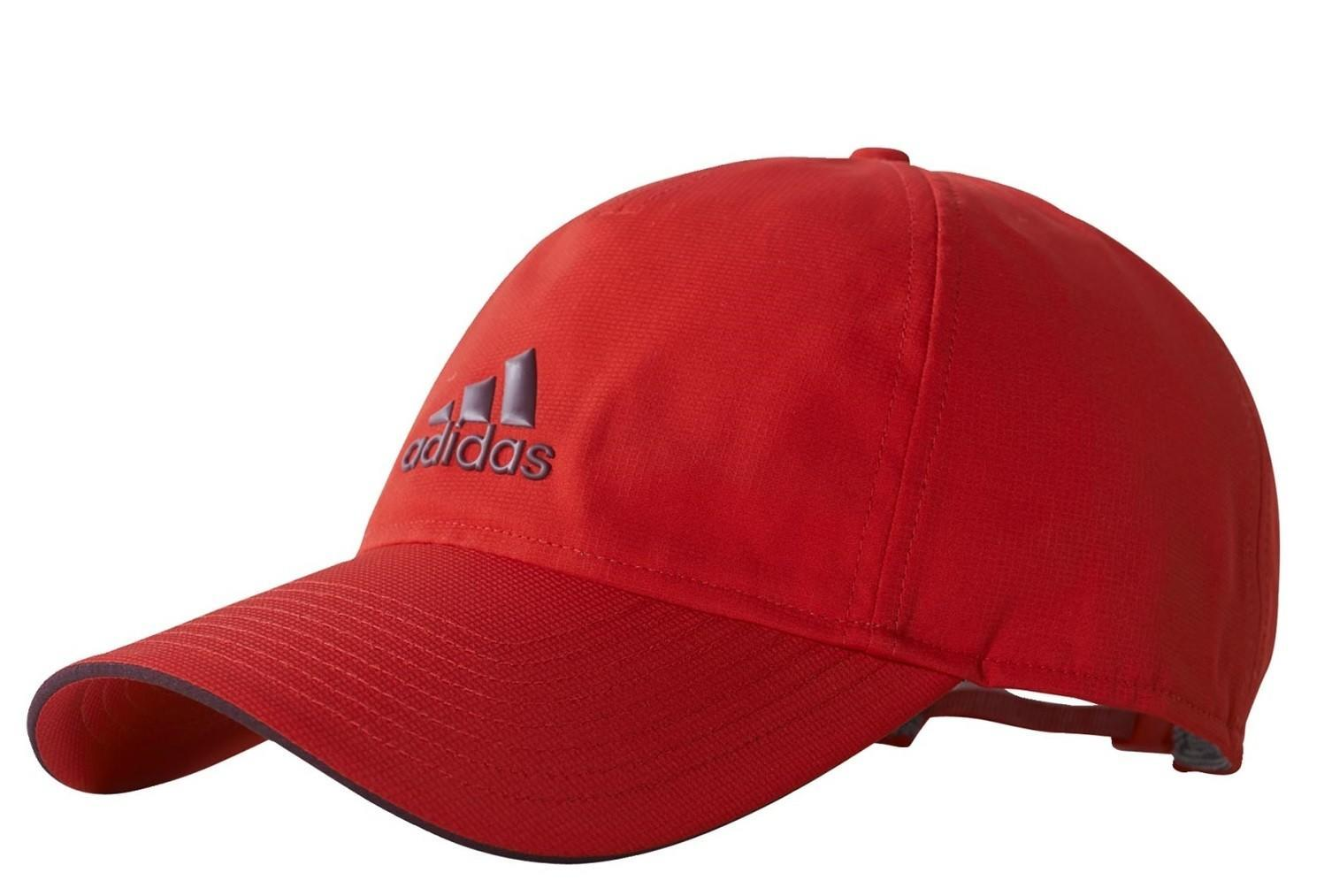 Теннисная кепка Adidas 5 Panel Classic Climalite cap red