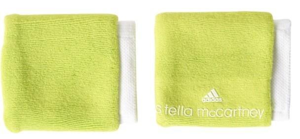 Напульсник Adidas by Stella McCartney Wristband green/white