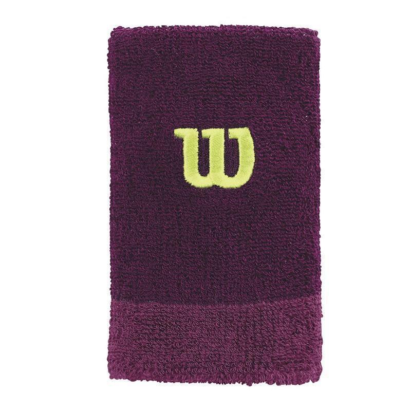Напульсник Wilson Extra Wide purple
