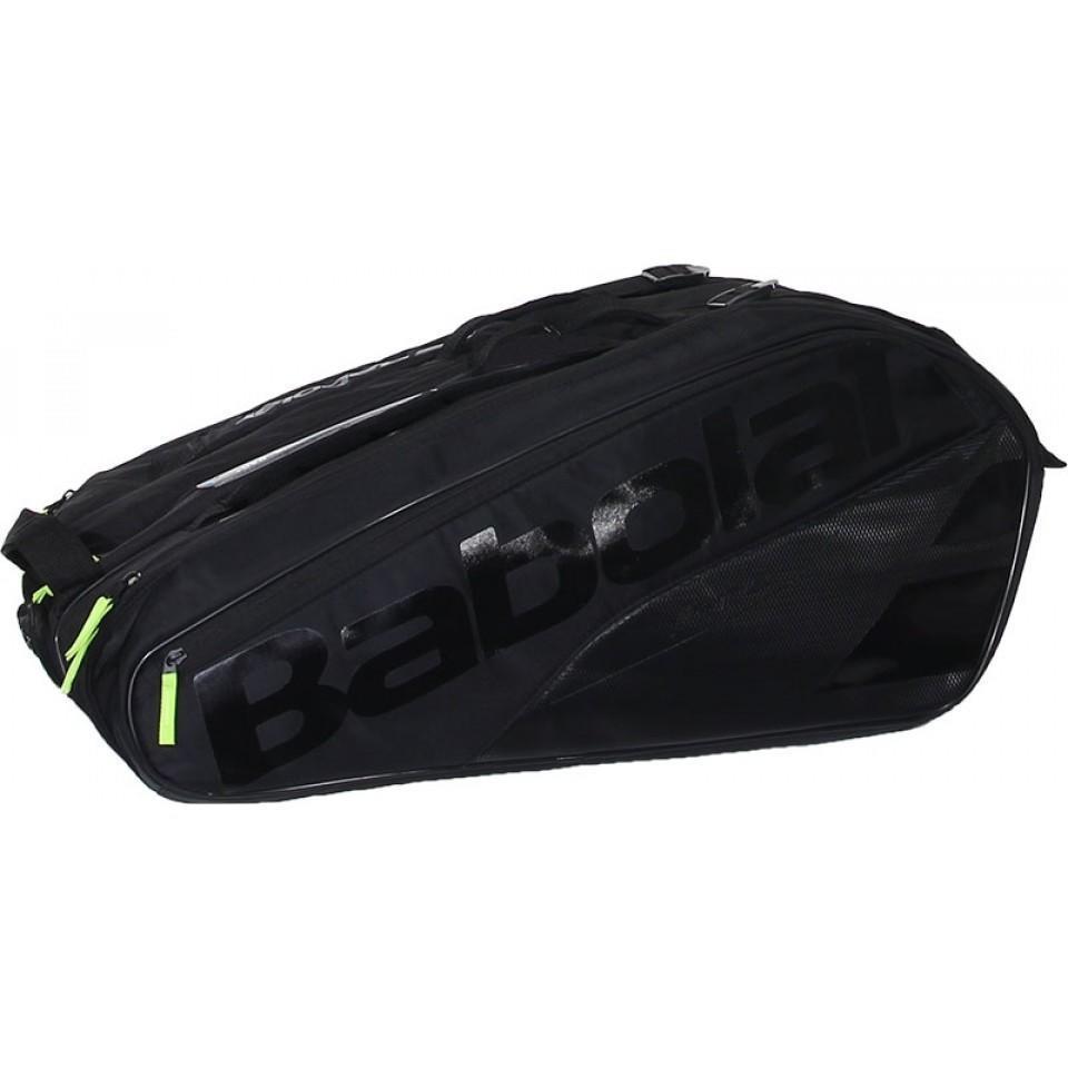 Теннисная сумка Babolat Pure SMU x12 2018 black