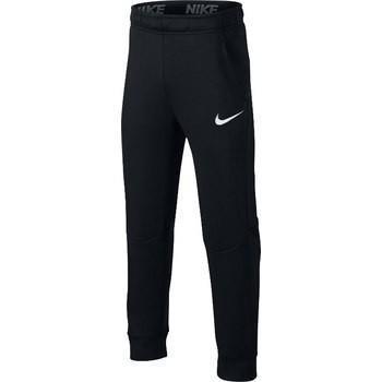 Спортивные штаны детские Nike Boys Dry Pant Taper FLC black