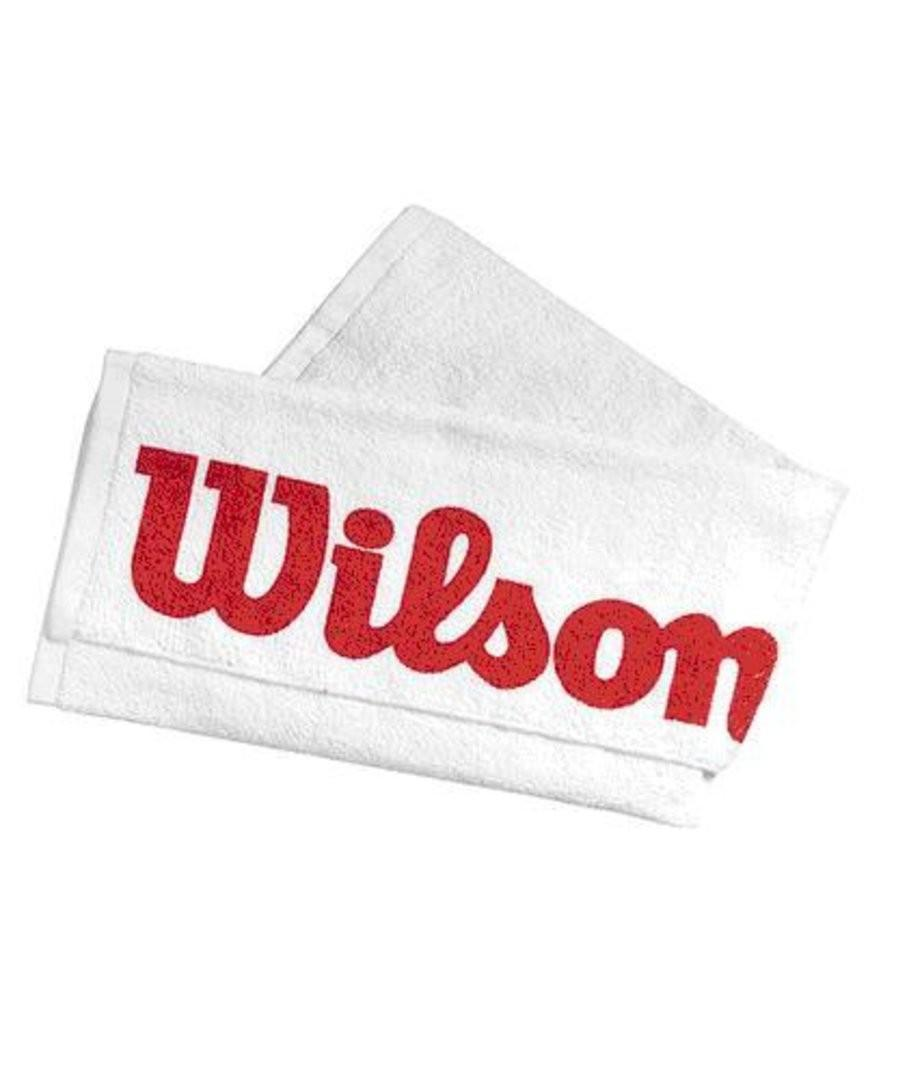 Полотенце Wilson Court Towel white
