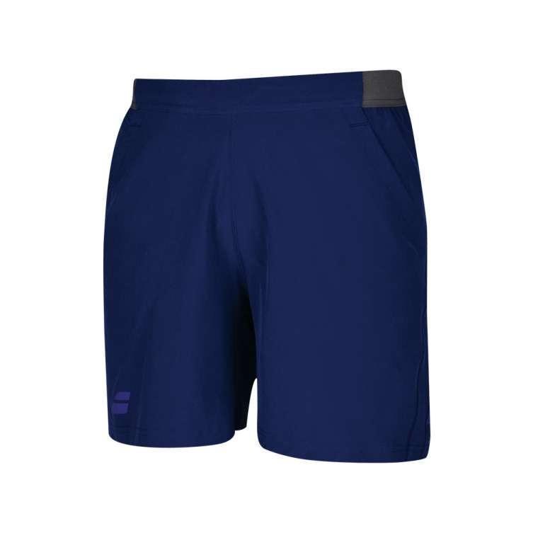 Теннисные шорты мужские  Babolat Performance Short 7 Men estate blue