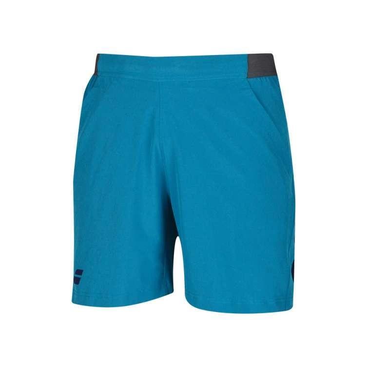 Теннисные шорты мужские  Babolat Performance Short 7 Men mosaic blue