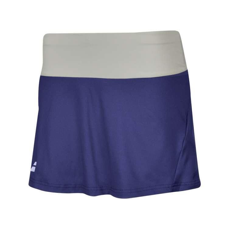 Теннисная юбка женская Babolat Core Skirt Women estate blue