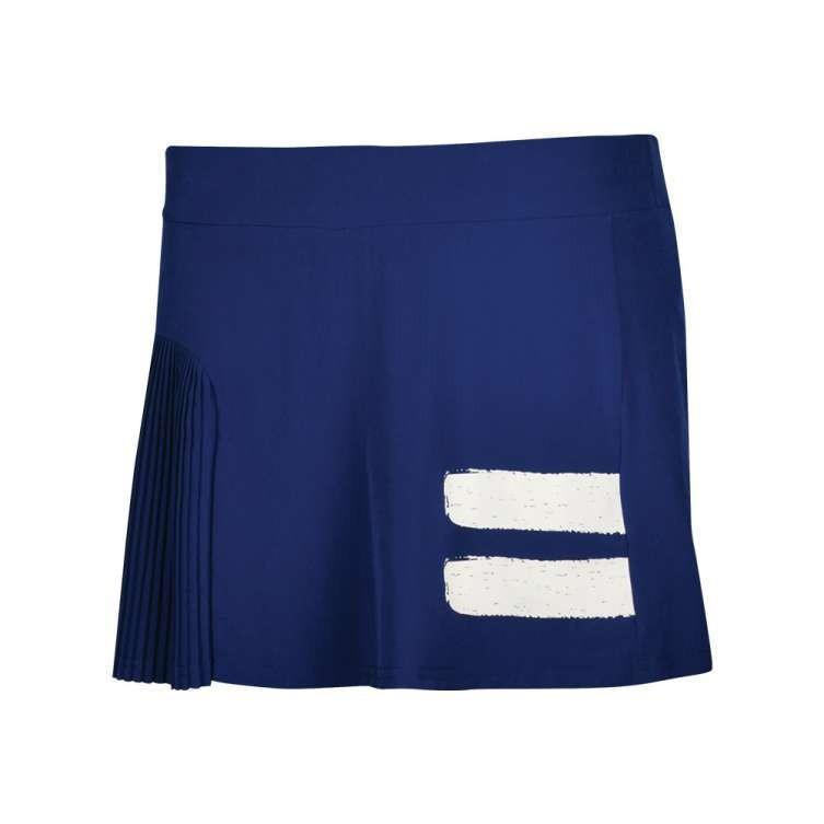 Теннисная юбка женская Babolat Performance Skirt 13 Women estate blue