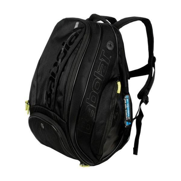 Теннисный рюкзак Babolat Pure SMU backpack black