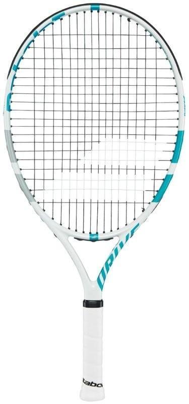 Теннисная ракетка детская Babolat Drive Jr 23 (23) white/blue