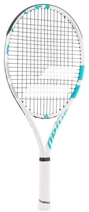 Теннисная ракетка детская Babolat Drive Jr 25 (25) white/blue