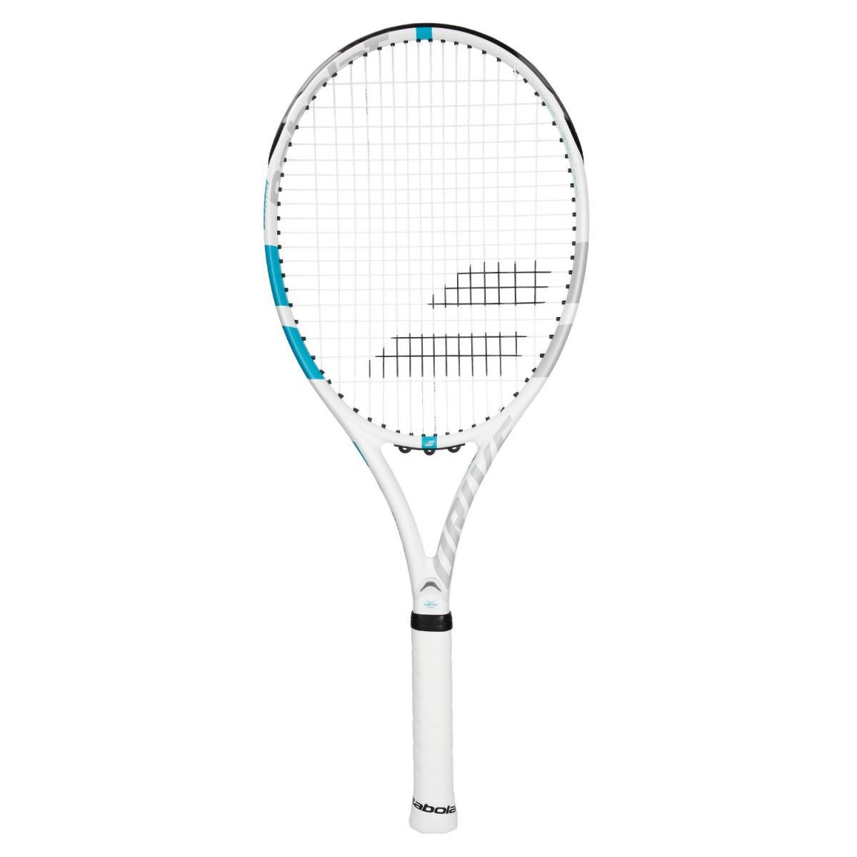 Теннисная ракетка Babolat Drive G Lite white/blue 2018