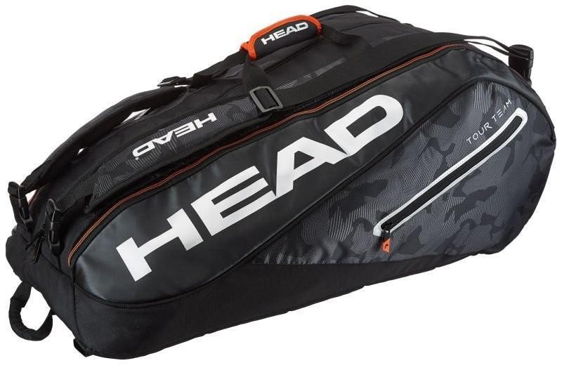 Теннисная сумка Head Tour Team 12R Monstercombi 2018 black/silver