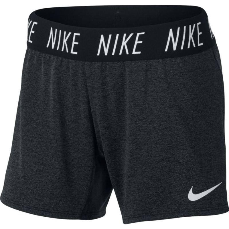 Шорты детские Nike  Dry Training Shorts - black/htr/white