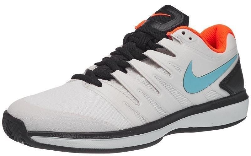 Теннисные кроссовки мужские Nike Air Zoom Prestige Грунт phantom/bleached aqua/white