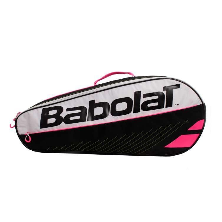 Теннисная сумка Babolat Club Line Racket Holder Essential x3 black/pink