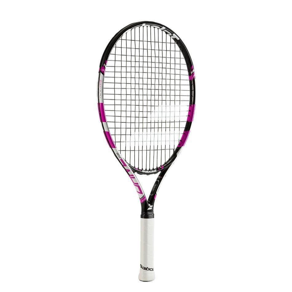 Теннисная ракетка детская Babolat GENIE (23) black/pink
