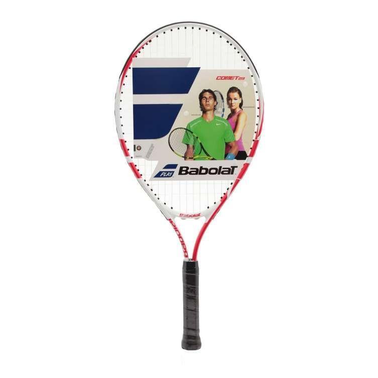 Теннисная ракетка детская Babolat COMET (23) white/red