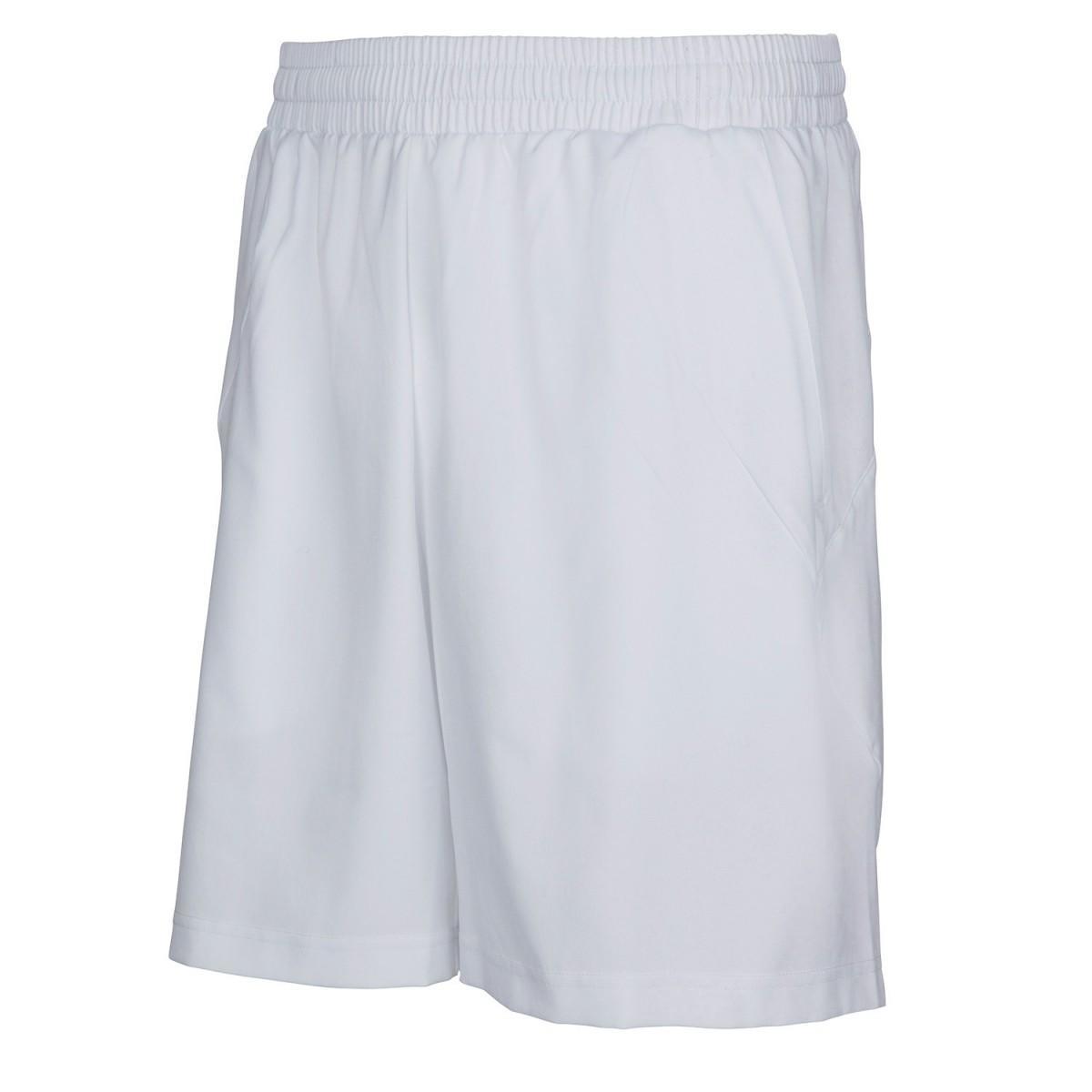Теннисные шорты детские Babolat Core Short Boy white