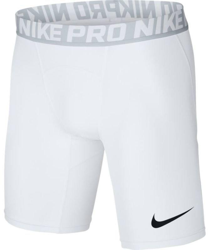 Теннисные шорты мужские Nike NP Short white термошорты
