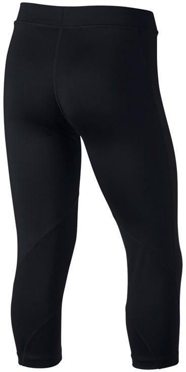 Капри детские Nike Pro Capri  black/black/black/white