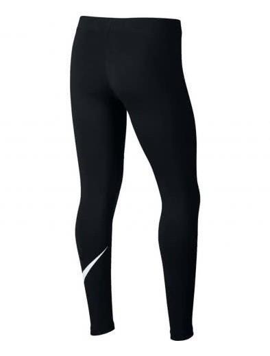 Легинсы детские Nike Favorites Swoosh Tight black/white