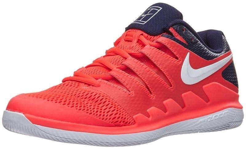 f42b8755e60743 Тенісні кросівки чоловічі Nike Air Zoom Vapor 10 HC fluo pink/navy ...
