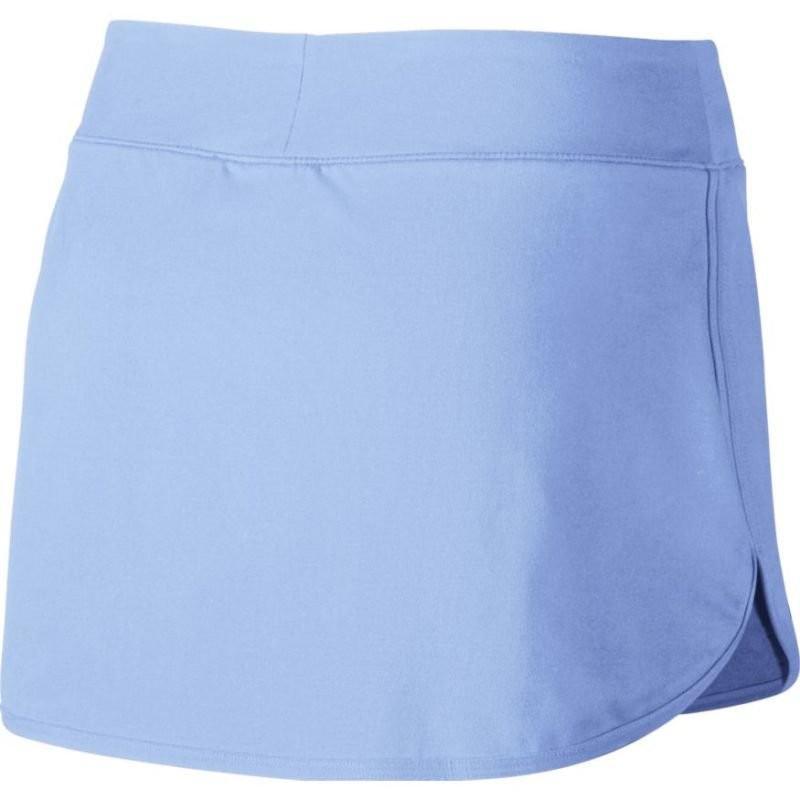 Теннисная юбка женская Nike Court Pure Skirt royal tint/white