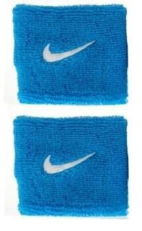 Напульсник Nike Swoosh Wristbands - neo turquoise/white