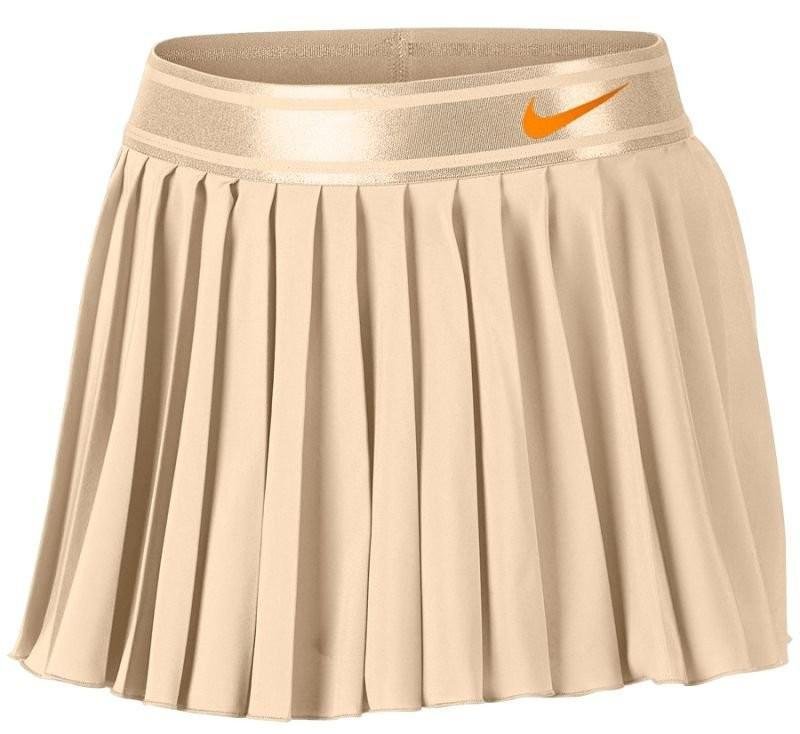 Теннисная юбка детская Nike Court G Victory Skirt guava ice/orange peel