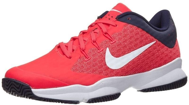 8a3a535c Теннисные кроссовки мужские Nike Air Zoom Ultra bright crimson/white ...